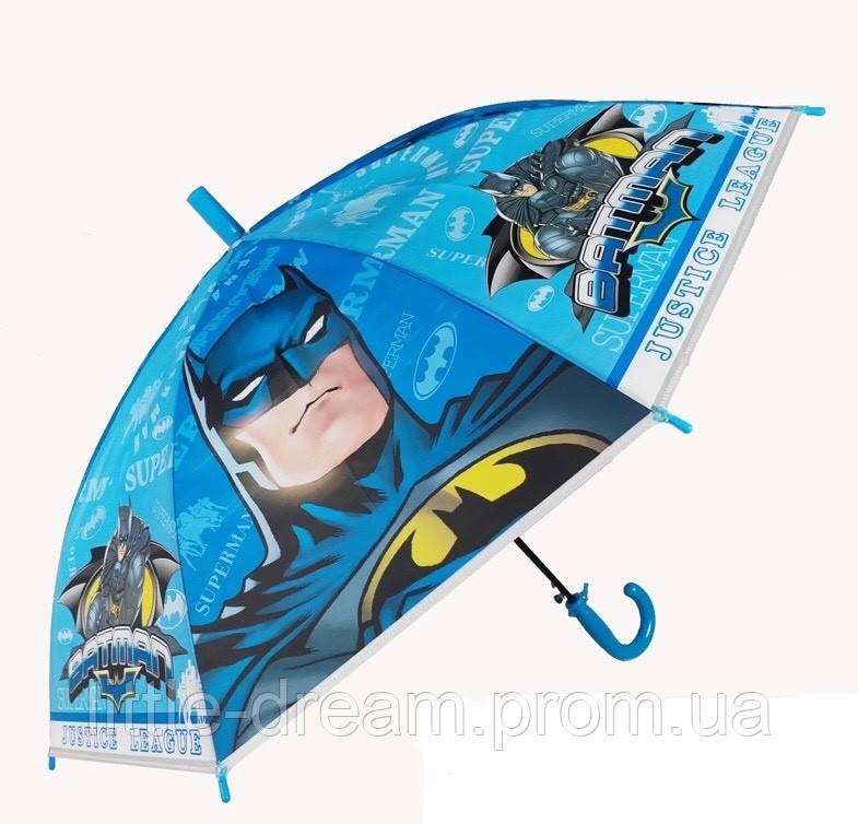 """Детский зонтик """"Бетмен"""""""