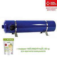 Теплообменник Emaux HE 40 кВт. Китай