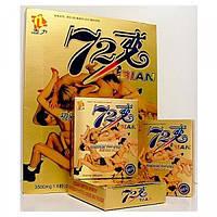 72 BIAN (при импотенции, низкой сексуальности, слабой эрекции, преждевременной эякуляции)