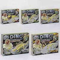 Гр Набор для проведения раскопок Dino Paleontology Данко Тойс 5 видов SKL11-221315