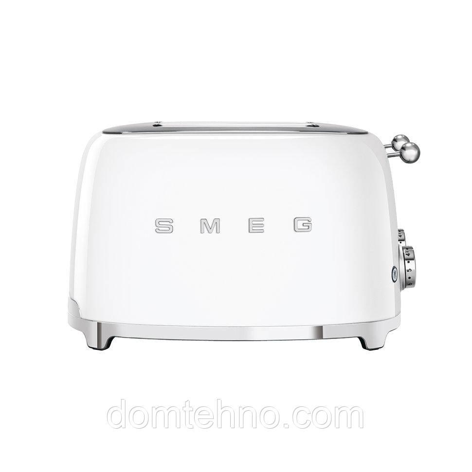 Тостер SMEG TSF03WHEU