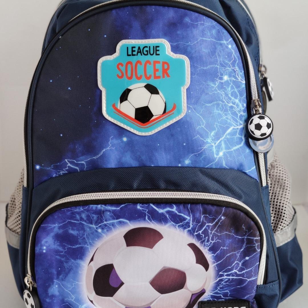"""Рюкзак школьный ортопедический Dr Kong  """"Soccer"""""""