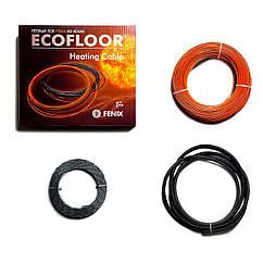 Теплый пол электрический FENIX ADSV18680 нагревательный кабель для укладки под плитку
