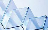 Листовой пластик прозрачный ПЭT-А GEBAU 0,5 мм 1250х2050мм, фото 3