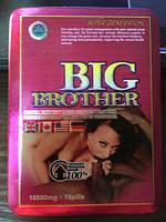Big Brother (мощная эрекция, лечение простатита)