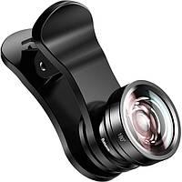 Линза для камеры BASEUS short videos magic camera. 3 линзы в комплекте. Black