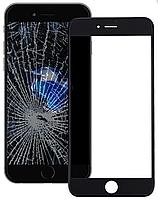 Apple iPhone 6G Стекло сенсорного экрана черный, фото 1