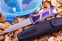 Нож для дайвинга (подводный) Q85 - обеспечивает долгое удержание остроты заточки, износостойкость