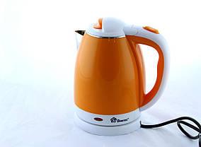 Чайник Domotec MS 5022 Помаранчевий 220V/1500W