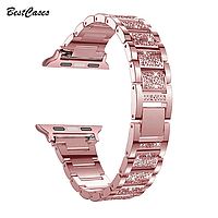 LUXURY! Дизайнрскеи ремешки для Apple Watch Series 2