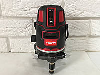 Лазерный уровень, нивелир HILTI + штатив в комплекте - Луч 50м