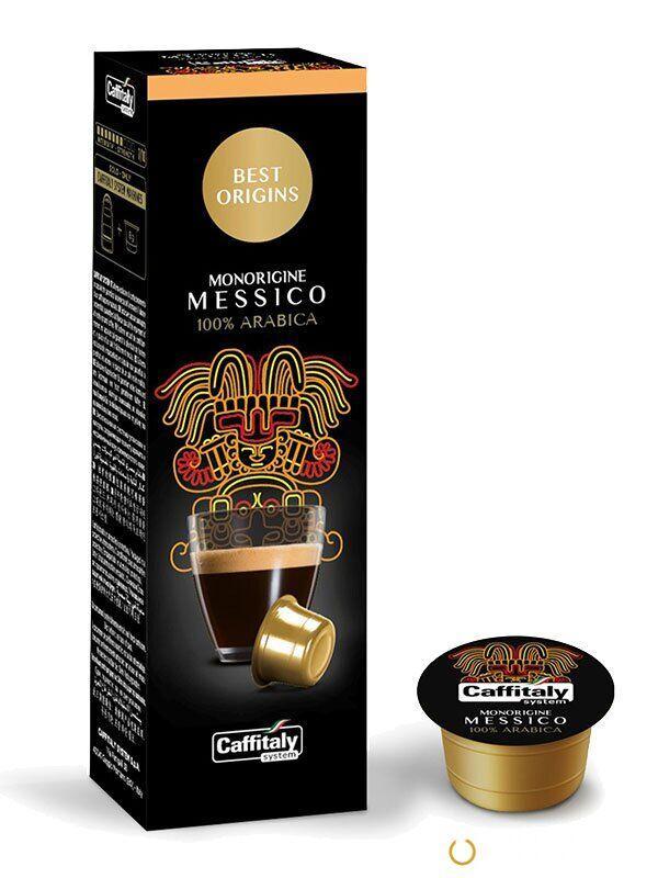 Кофе в капсулах Ecaffe Messico 10шт