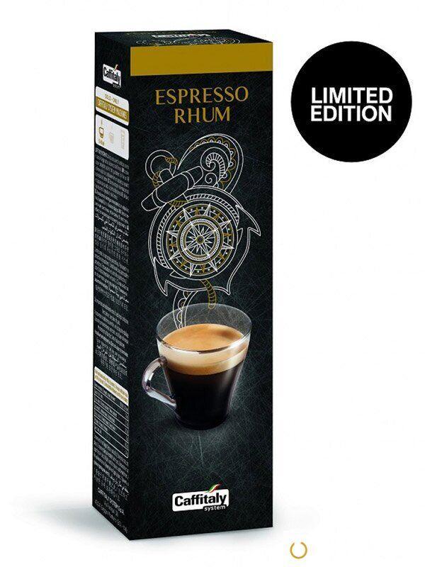Кофе в капсулах Ecaffe Espresso Rhum 10шт