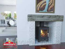 Каминная печь BRONPI OXFORD, фото 2