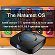 Смарт ТВ медіа приставка Transpeed 6K 4/64GB Smart TV Box Allwinner H6 Android 9.0 Смарт ТВ бокс, фото 5