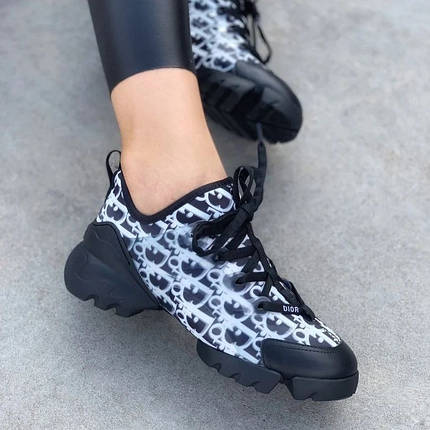 Женские кроссовки в стиле Christian Dior D-Connect, фото 2