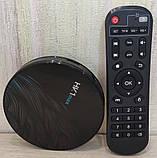 4K Android Smart TV, TV box, IPTV, TB/TV приставка 4/32 GB Android 9 12 ядер, НАЛАШТОВАНА HK1 max, фото 10