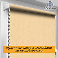"Шторы ролеты ""DecoSharm"" Лён 877"