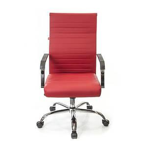 Кресло АКЛАС Кап FX СН TILT Красное, фото 2