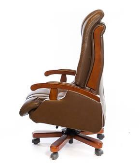 Кресло АКЛАС Деваро EX RL Коричневое, фото 2
