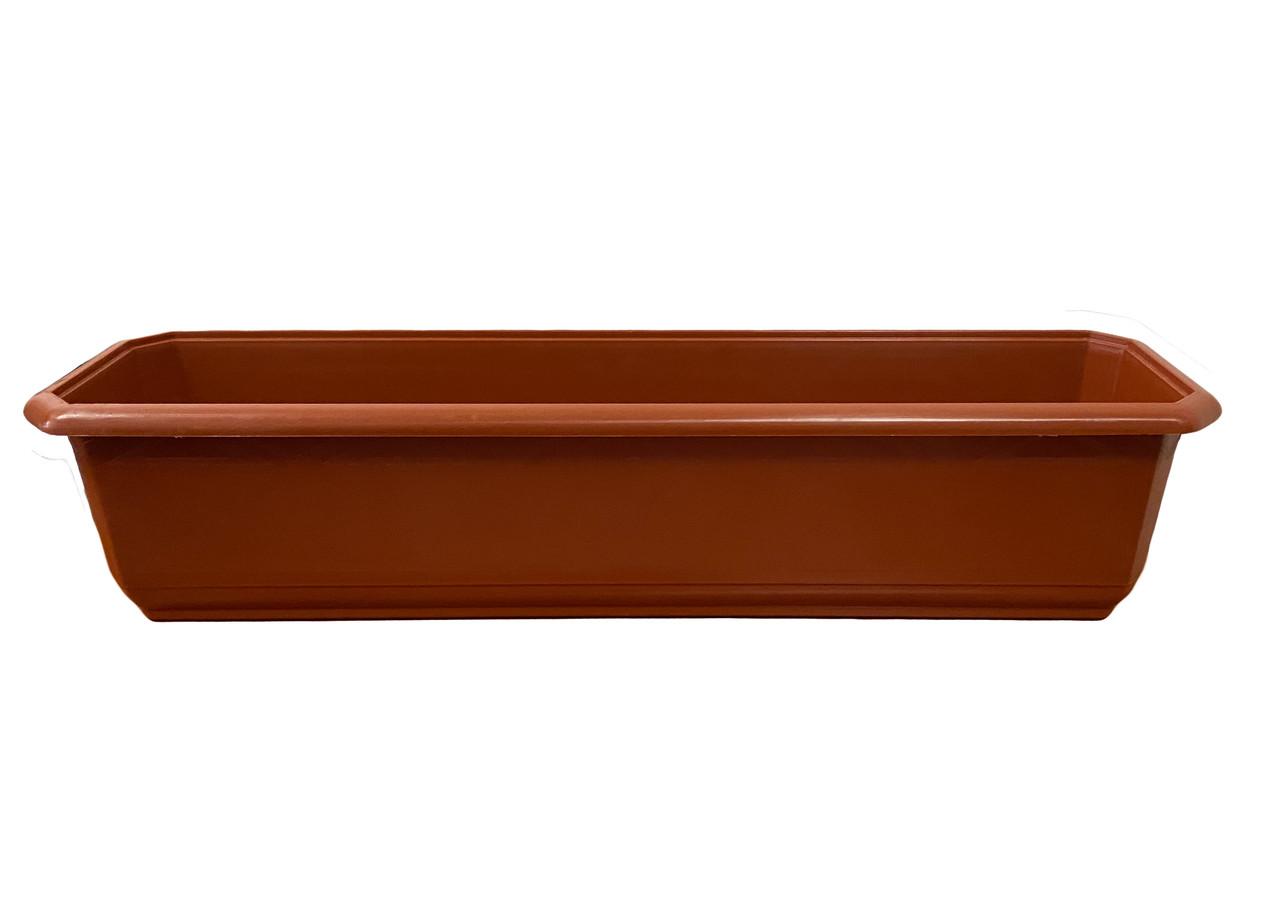 Кашпо балконне №1 (690*180 мм) ТЕРАКОТ,  Од