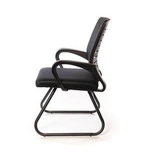 Кресло АКЛАС Фиджи BL CF Черное, фото 2