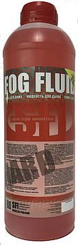 Дым жидкость для дыммашин Тяжелая SFI Fog Hard 1л