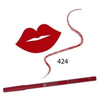 Карандаш для губ Parisa №424