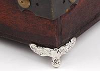Ножка декоративная металл, фото 1