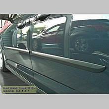 Молдинги на двері для Ford Grand C-Max Mk2 LIFT 2015-2019