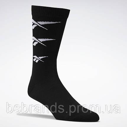 Спортивные носки Reebok Classics Repeat Vector FP7947 (2020/1), фото 2