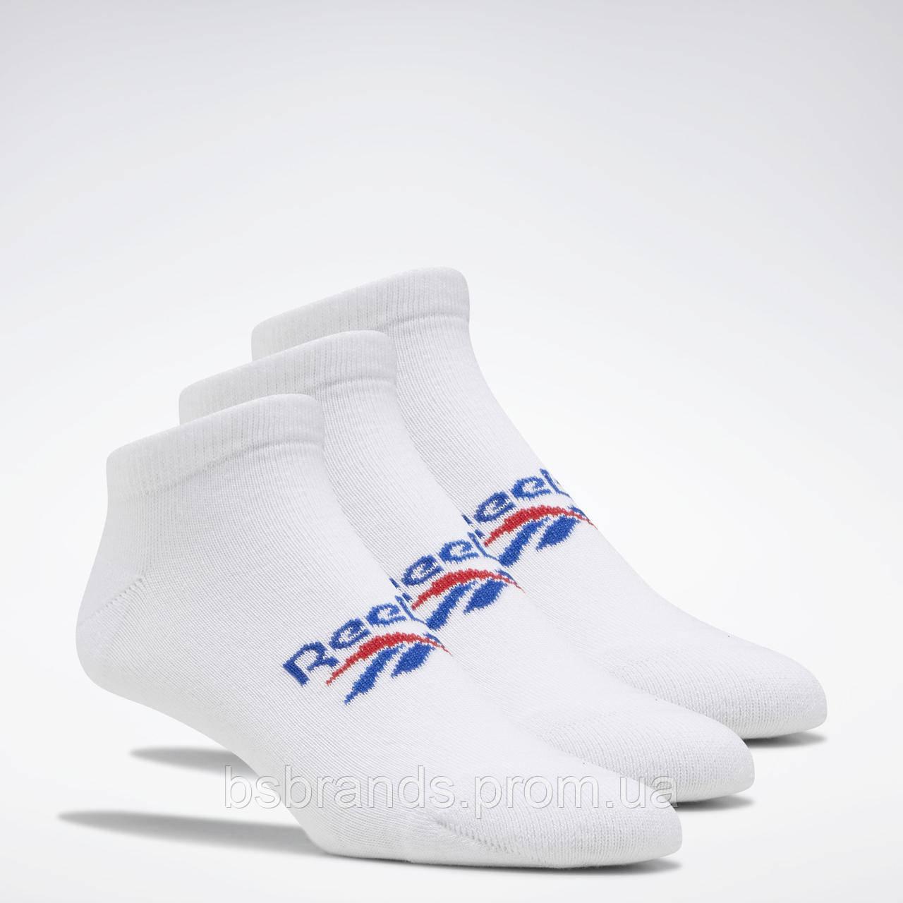 Спортивные носки Reebok Classics Foundation Low Cut, 3 пары FL9309 (2020/1)
