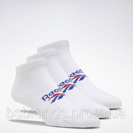Спортивные носки Reebok Classics Foundation Low Cut, 3 пары FL9309 (2020/1), фото 2