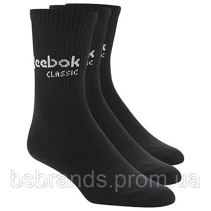 Спортивные носки Reebok Classics Core Crew, 3 пары CZ8014 (2020/1), фото 2