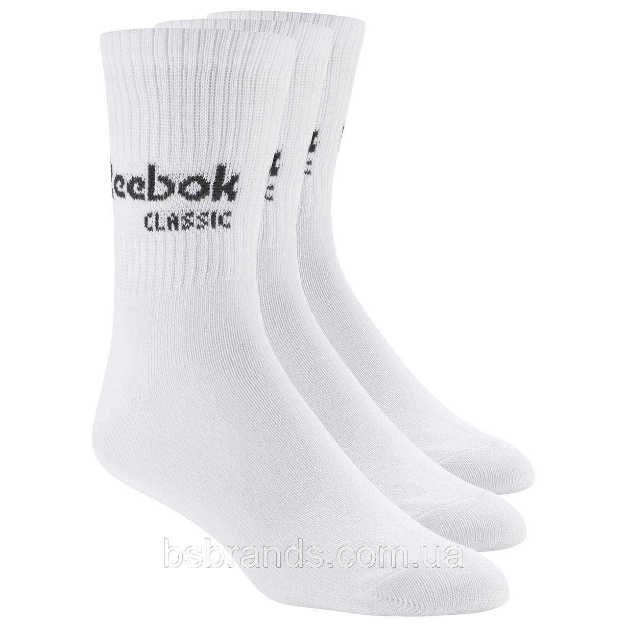Спортивные носки Reebok Classics Core Crew, 3 пары CZ8013 (2020/1)