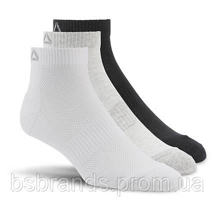 Спортивные носки Reebok (3 пары) AJ6250 (2020/1), фото 2