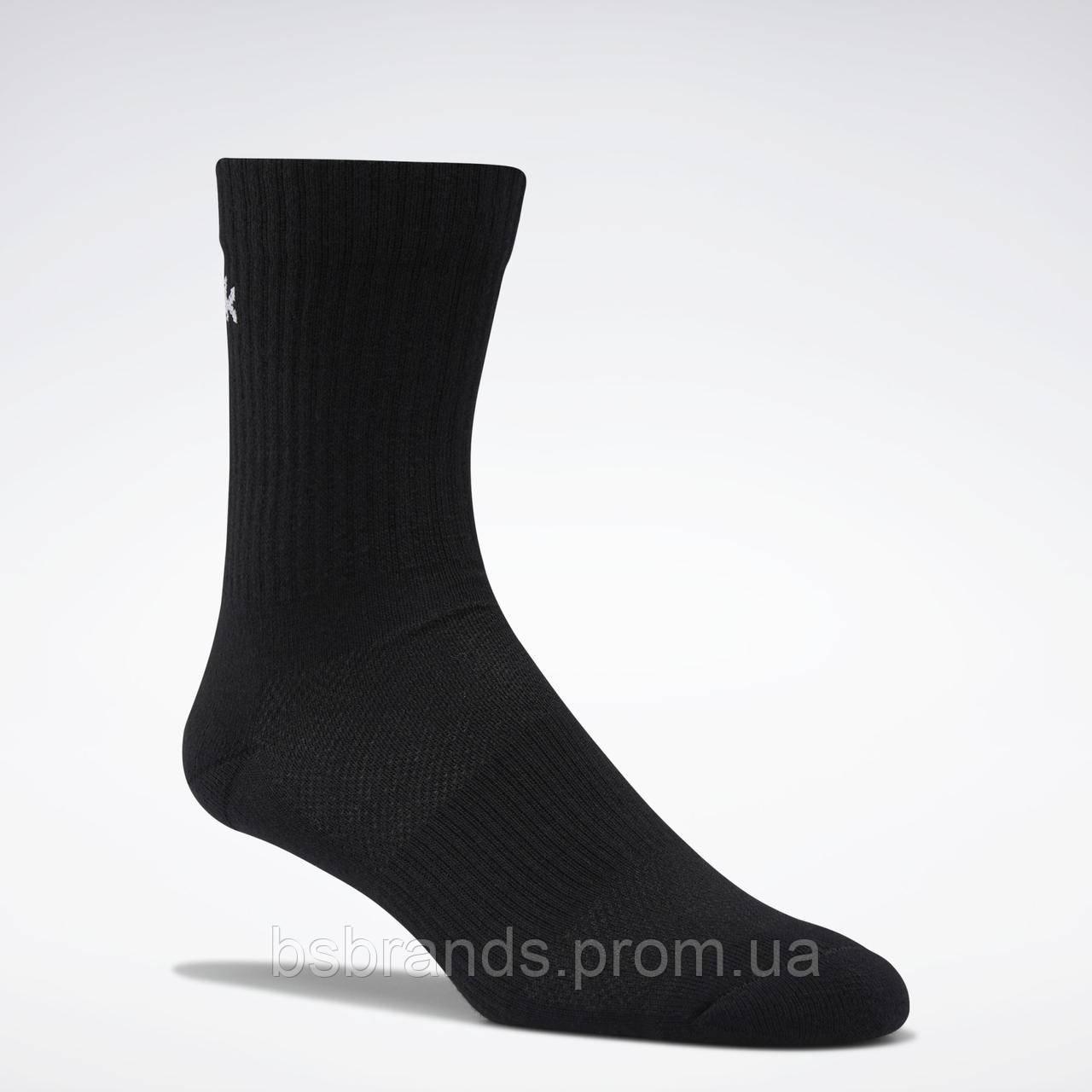 Спортивные носки Reebok Active Foundation Mid-Crew, 3 пары FQ5324 (2020/1)