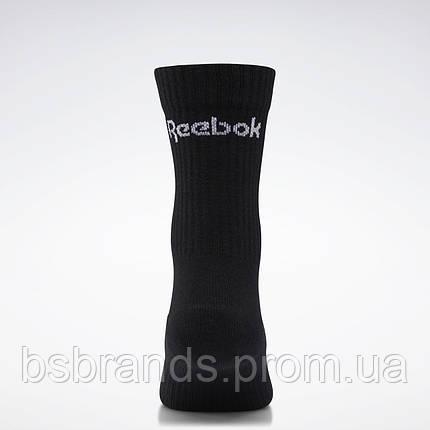 Спортивные носки Reebok Active Foundation Mid-Crew, 3 пары FQ5324 (2020/1), фото 2