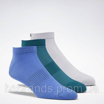 Спортивные носки Reebok Active Foundation Inside, 3 пары FQ5318 (2020/1), фото 2