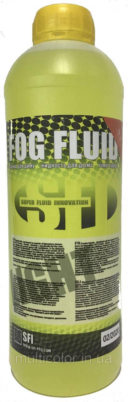 Дым жидкость для дыммашин Легкая SFI Fog Light 1л
