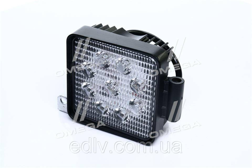 Фара LED дополнительная 27W  DK B2-27W-A-LED