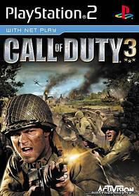 Игра для игровой консоли PlayStation 2, Call of Duty 3