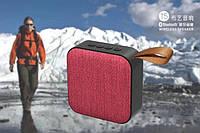 Портативная Bluetooth колонка T5 красная, фото 1