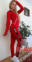 Костюм спортивный Moschino - Красный