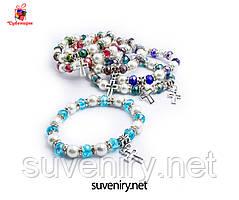 Очень красивые браслеты на руку разные цвета