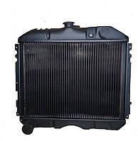 Радиатор ГАЗ 24 Волга 2410, 31029 мед 3 рядный пр-во Иран Радиатор