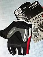 Перчатки BBB BBW-35 Gelliner с гелем красно черные размер XXL
