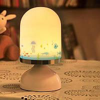 Светодиодный детский ночник, сенсорный выключатель