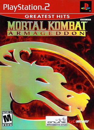 Игра для игровой консоли PlayStation 2, Mortal Kombat: Armageddon, фото 2
