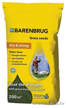 Семена газонной травы Barenbrug Влагосберагающая Watersaver/Вотесейвер 5кг, фото 2